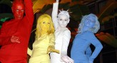 Comedy-Mimen, Living Doll Die bunten Living-Dolls